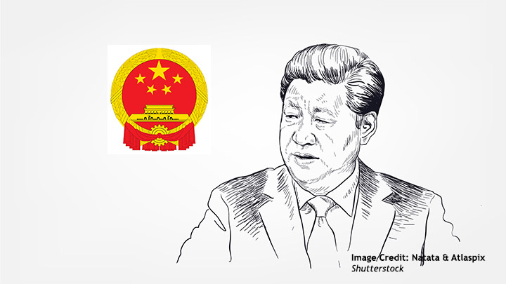 Xi Jinping and the Administrative Hierarchy and Subdivisions in China