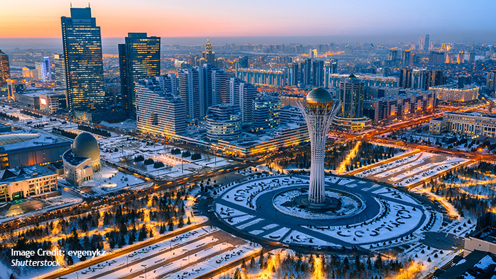 Kazakhstan's Role in International Mediation under First President Nursultan Nazarbayev