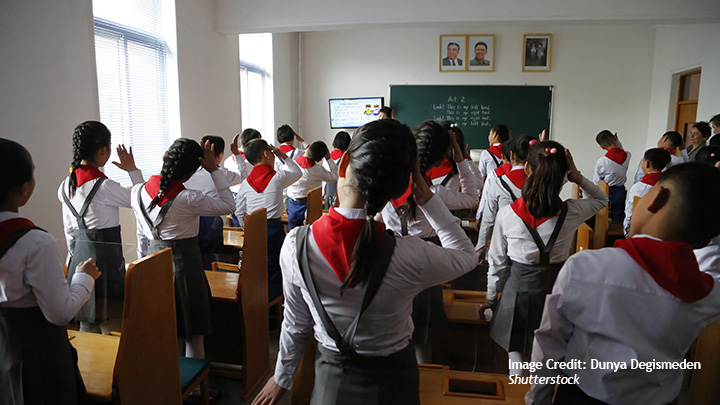 """Education and Development in North Korea: The Push for a """"Science-Based Economy"""" Under Kim Jong Un"""