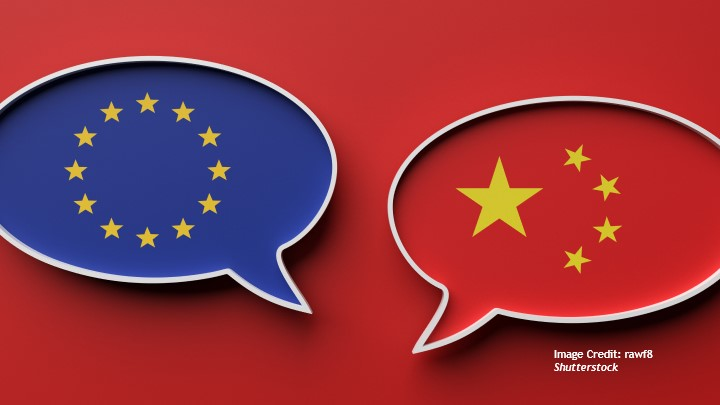 The EU and PRC Exchange Sanctions