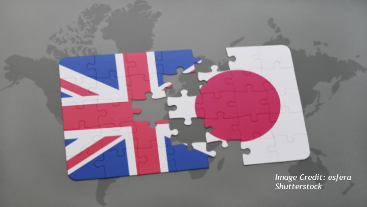 "Japan-UK: ""Progressive"" Ties and a Case for Britain in the CPTPP"
