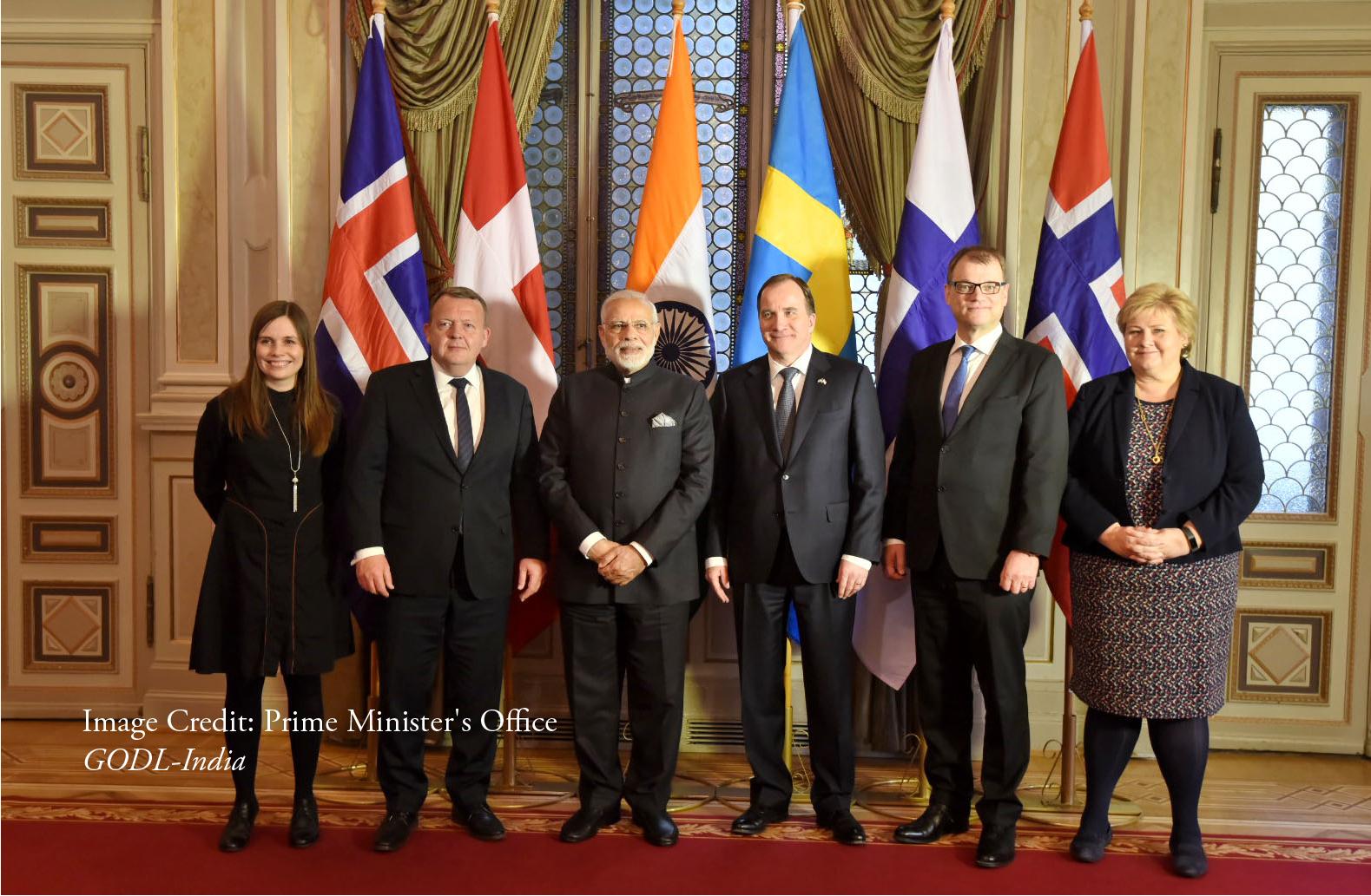 India-Nordic Engagement: A Veritable Strategic Partnership in Reimagine and Configure